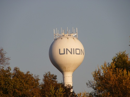 Union water tower